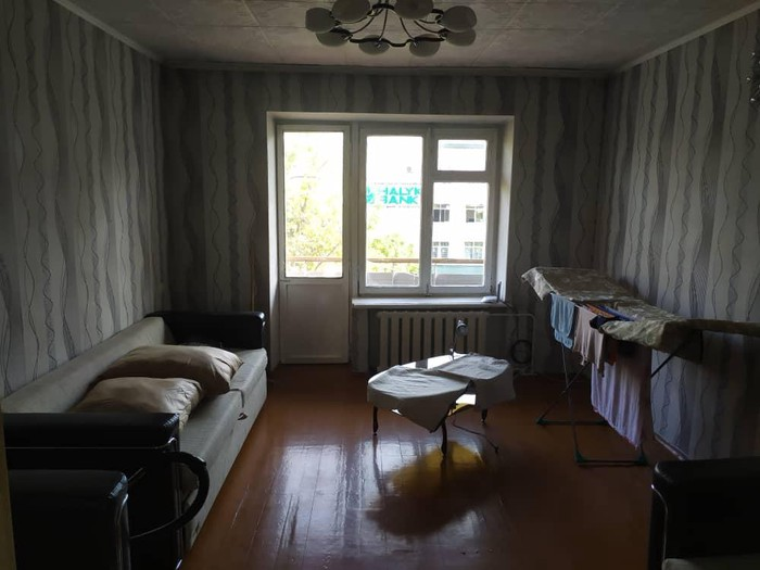 Продается квартира: 3 комнаты, 75 кв. м., Бишкек. Photo 4