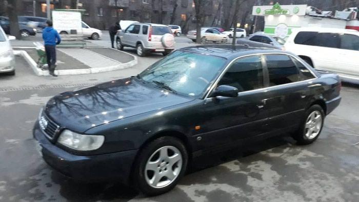 Audi A6 1995. Photo 5