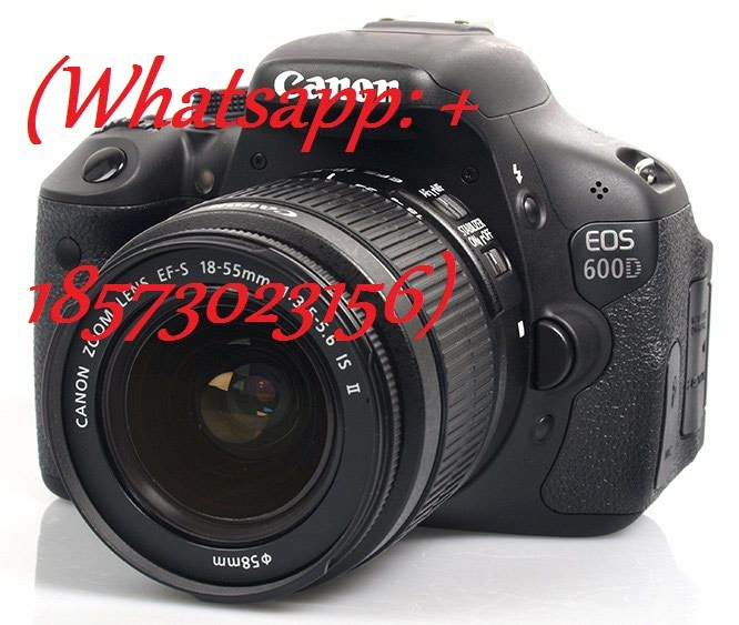 Digital Camera Canon Eos 600d Slr 18-55 Is Ii 55-250 Is II в Абдулвосиев А.