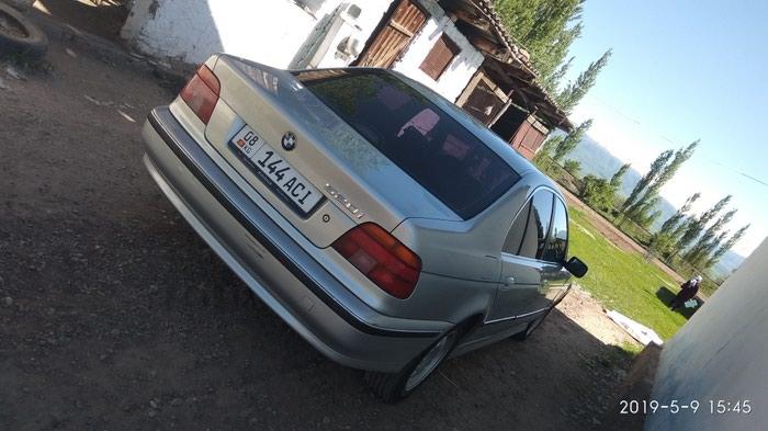 BMW 520 2000. Photo 3
