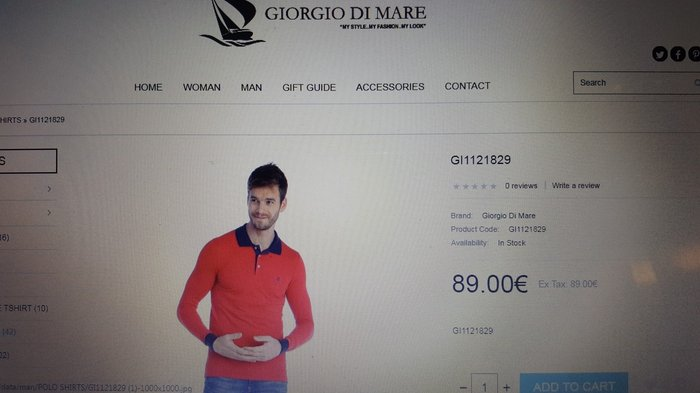 Giorgio di mare - product code: gi1121829 l velicina - Kragujevac