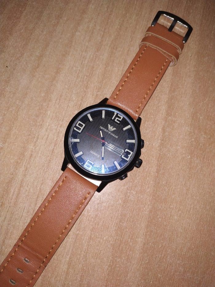 Ρολόι Emporio Armani Έχει ένα μικρό σπάσιμο γι αυτό και η τιμή!. Photo 1