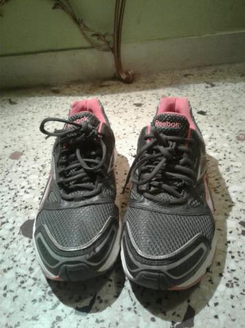 Αθλητικα παπουτσια reebok ,41 νουμερο , ελαχιστα φορεμενα. Photo 1