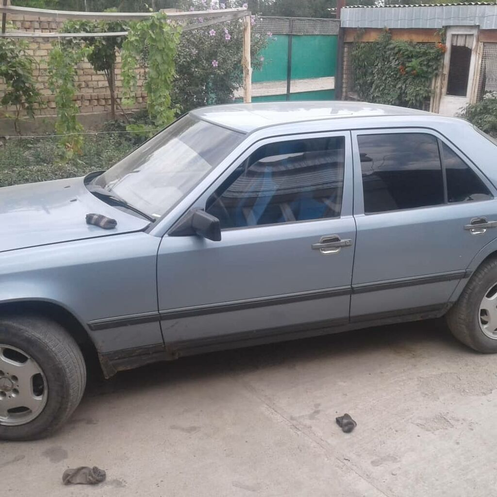 Mercedes-Benz W124 3 л. 1989 | 1111111 км: Mercedes-Benz W124 3 л. 1989 | 1111111 км