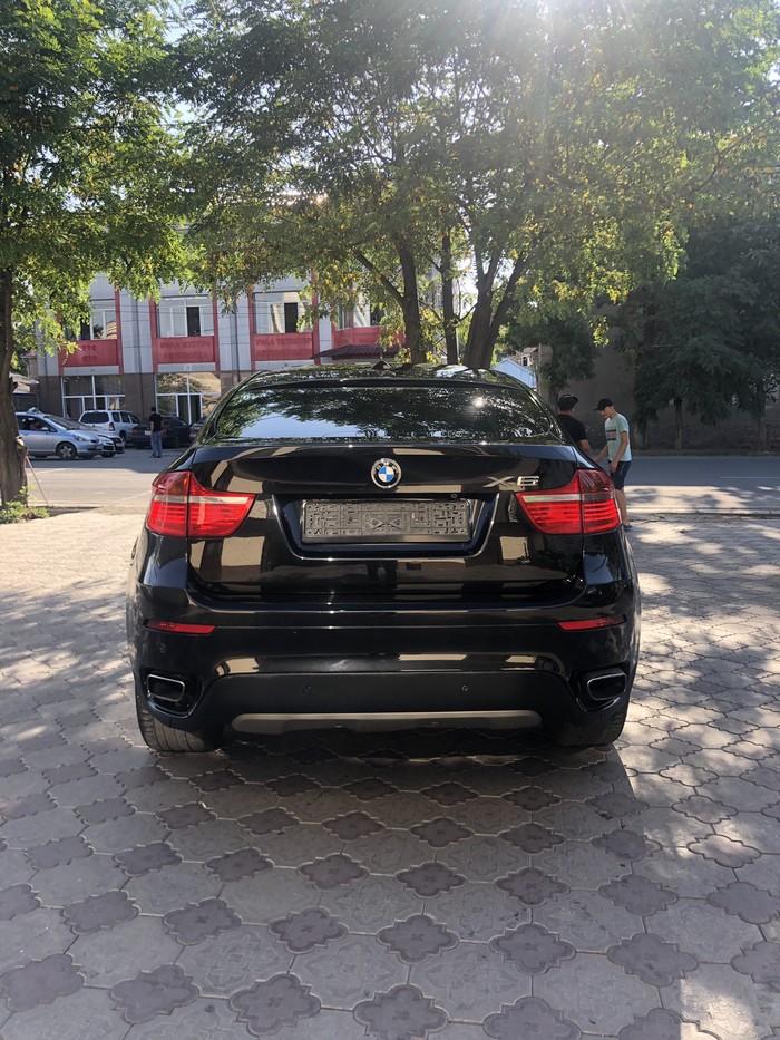 BMW X6 2009. Photo 3