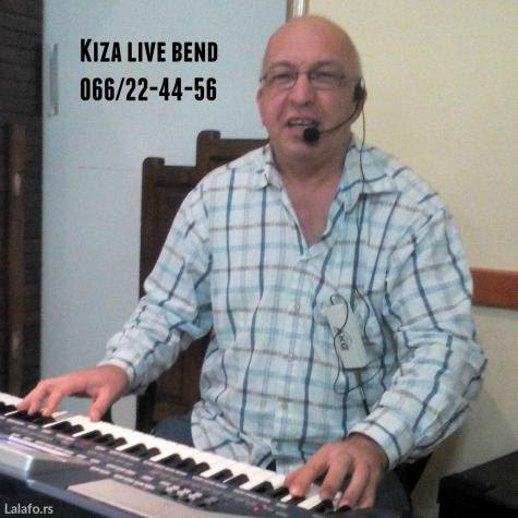 Harmonikasi za dočekivanje-kiza live bend - Beograd