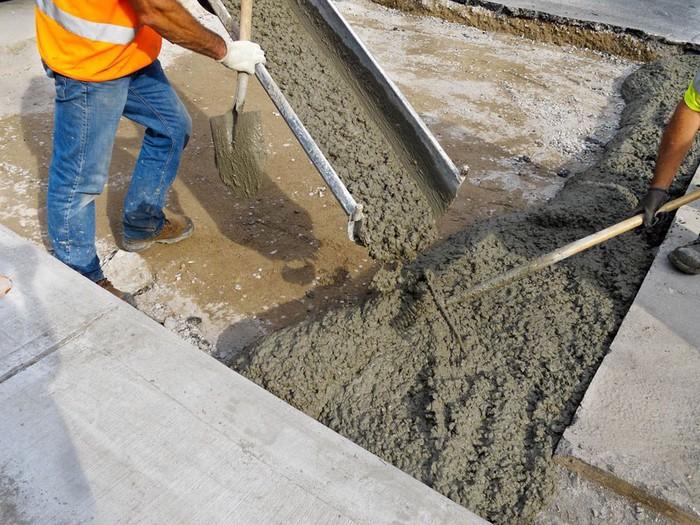 Продается бетон купить сетку для бетона в леруа мерлен