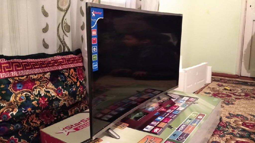 Продаю новый телевизор Start Sat Smart Android TV телевизор совсем новый не использованный