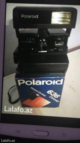 Fotoaparat poloroid, 40 man,. Photo 0