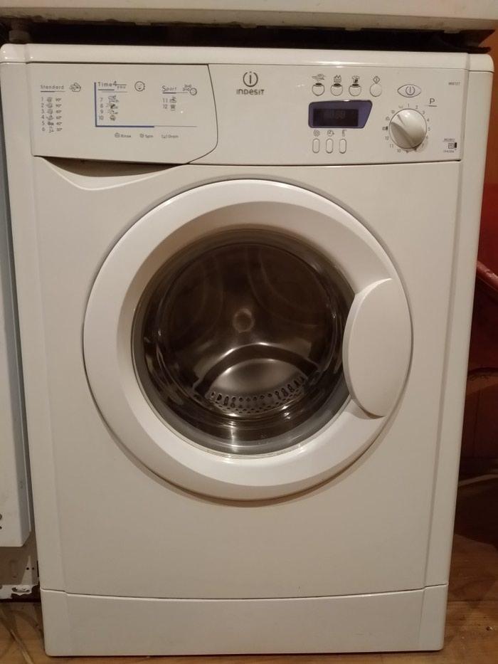 Avtomatik Washing Machine Indesit 6 kg.. Photo 0