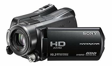 VideoKamera SONY HDR - SR 11. Photo 2