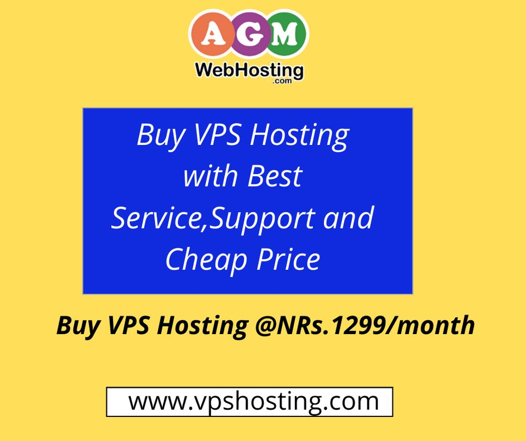 Buy VPS Hosting with Best Service and Cheap Price