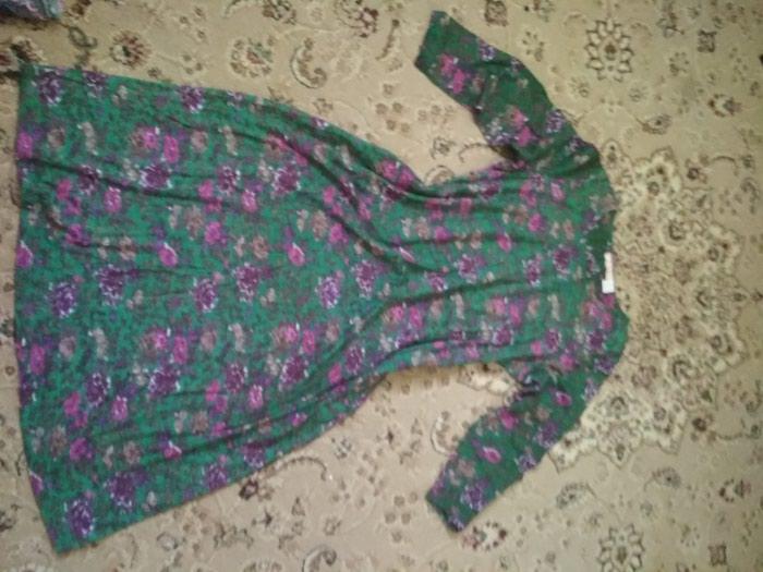 Платье Индия новое но без этикетки х.б. размер 48-50 за 500 KGS в ... affb04aae876e