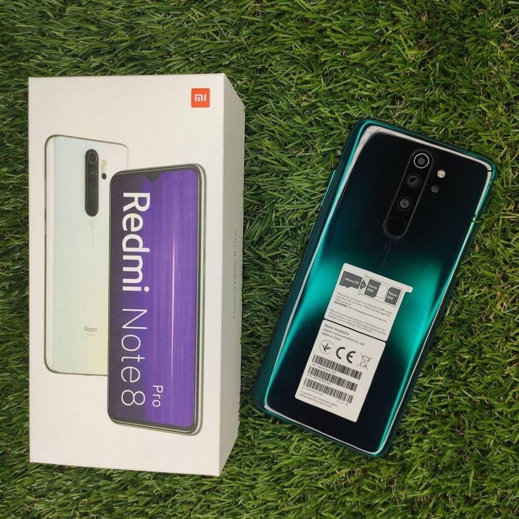 Xiaomi Redmi Note 8 Pro | 64 ГБ | Зеленый | Гарантия, Сенсорный, Отпечаток пальца | Объявление создано 14 Октябрь 2021 17:47:26 | XIAOMI: Xiaomi Redmi Note 8 Pro | 64 ГБ | Зеленый | Гарантия, Сенсорный, Отпечаток пальца