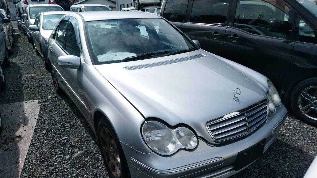 Авто Запчасти на Мерседес W203 кузов, год выпуска 2005, объём двигателя 2