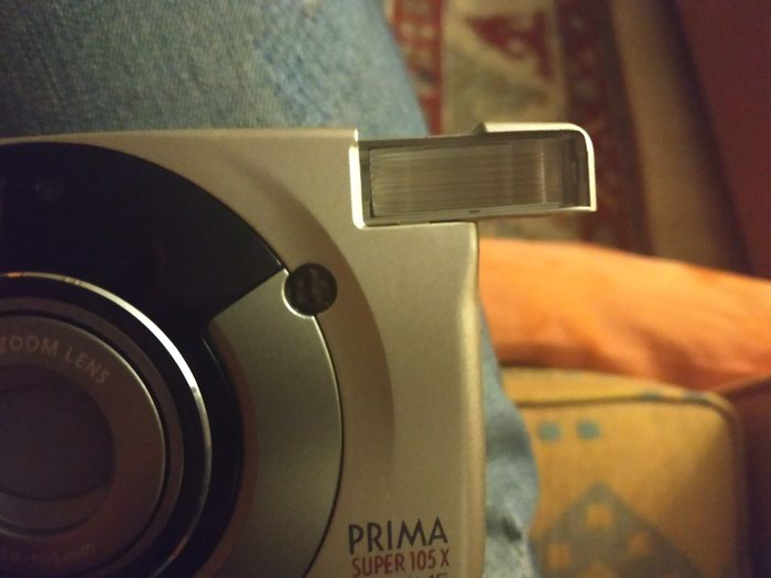 Canon Prima Super 105  Σε πολύ καλή κατάσταση Σχεδόν αχρησιμοποίητη. Photo 1
