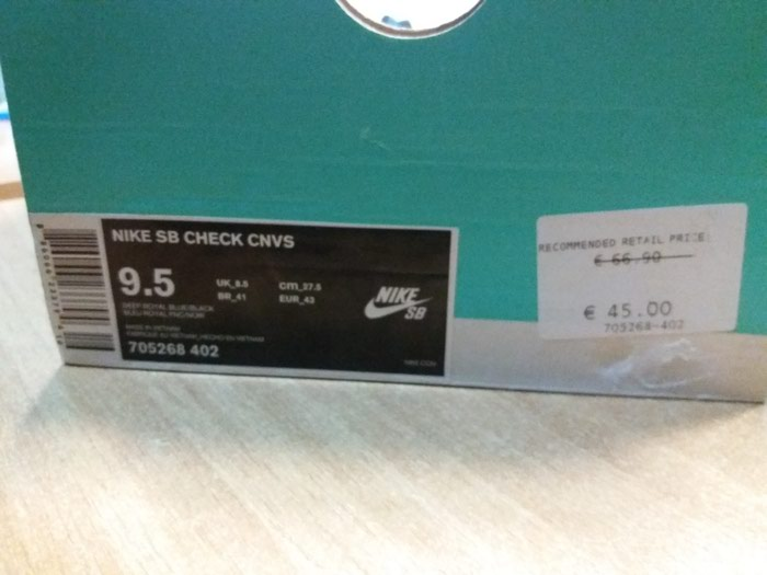 Nike παπούτσια 43νουμερο. Photo 2