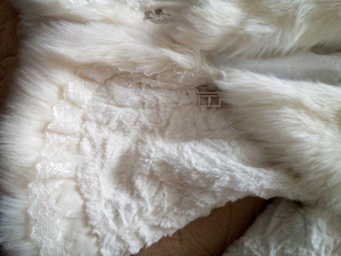 Λευκο γουνακι μεσατο. Photo 1