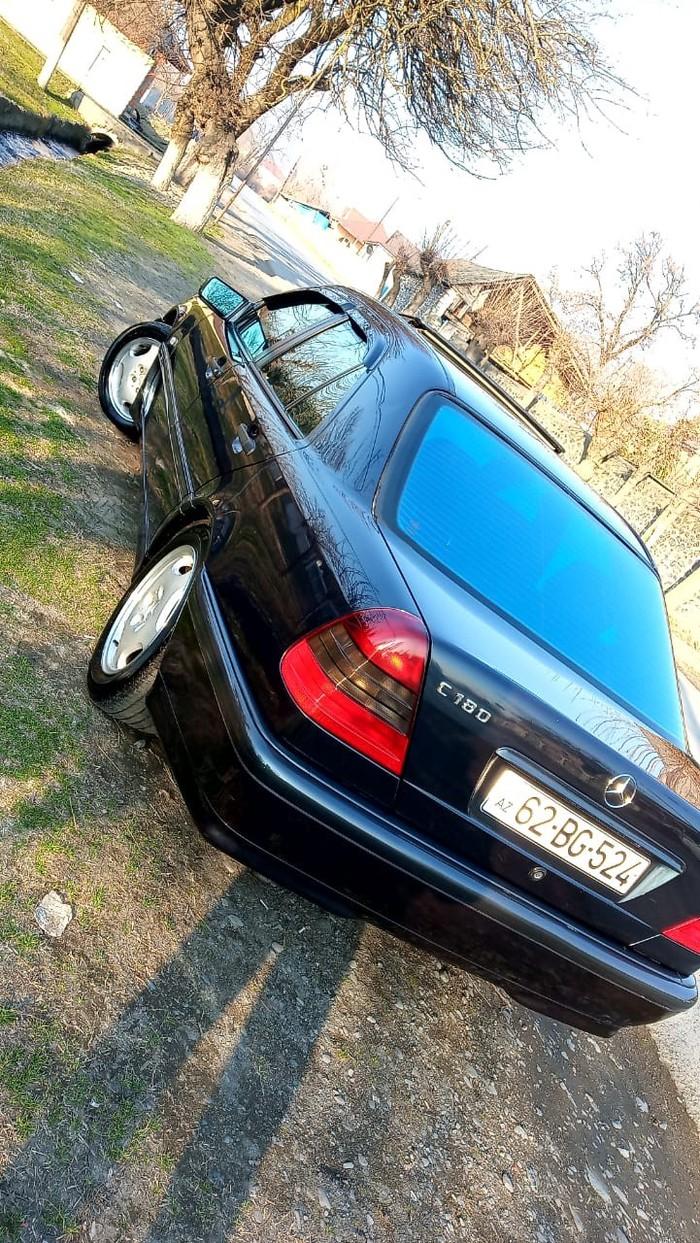 Zaqatala şəhərində Mercedes-Benz C 180 1998