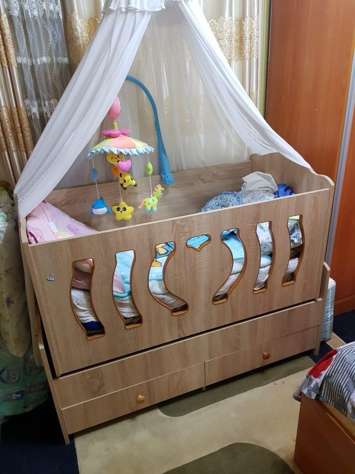 Детский кроватка новый в Душанбе