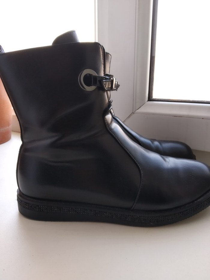 f63598e55 Носили немного 37,5 размер / за 1199 KGS в Бишкеке: Женские сапоги ...