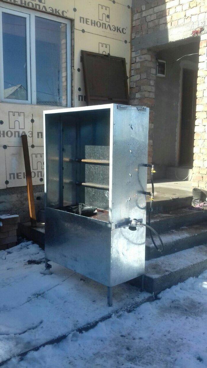 гриль печка за в Лебединовка