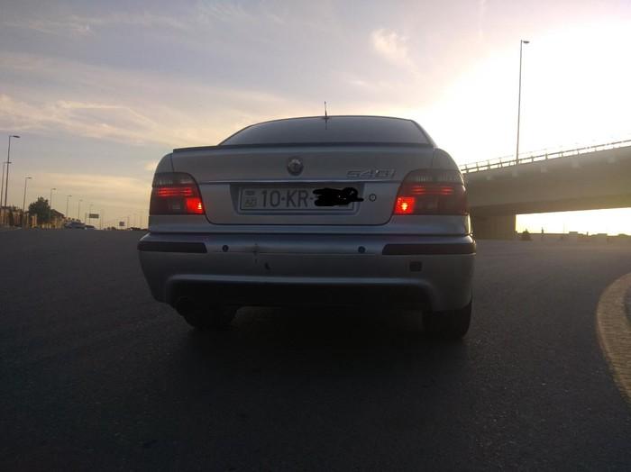 BMW 5 series 1998. Photo 2
