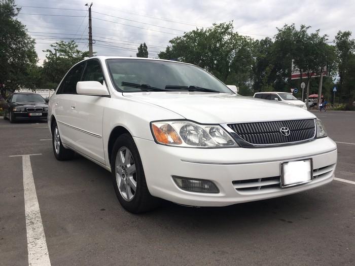 Toyota Avalon 2003. Photo 5