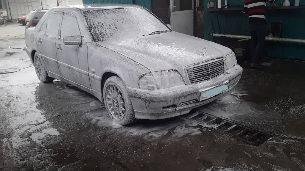 Mercedes-Benz 200 2000