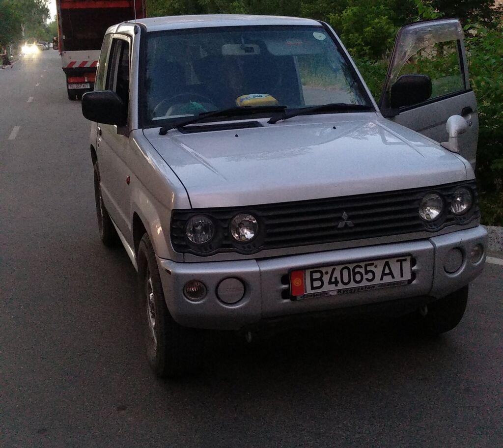 Mitsubishi Pajero Mini 0.6 л. 2002 | 112912 км