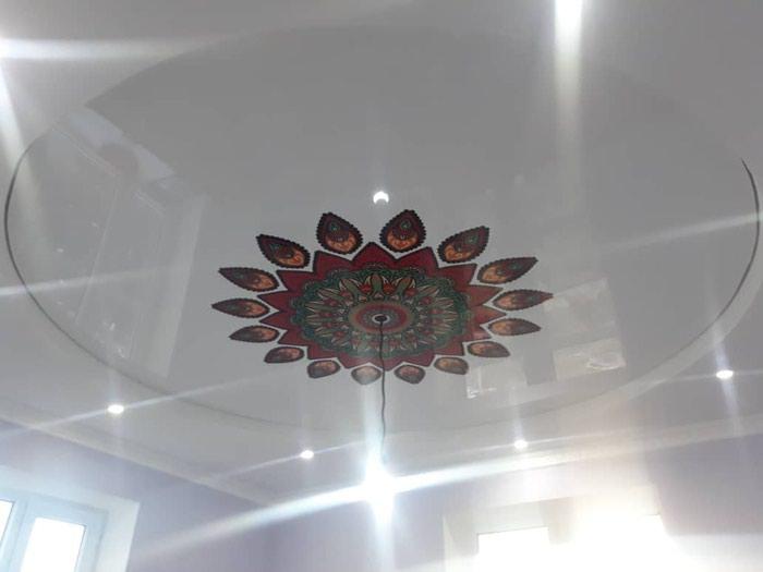 Натяжные потолки. Photo 1
