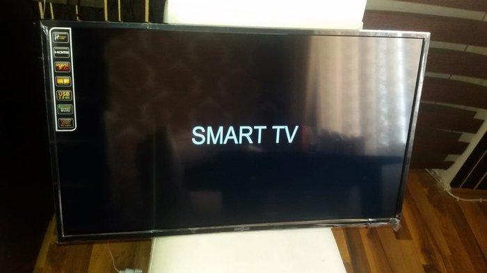 82 ekran təzə SMART televizor satıram.Super ideal. Photo 1