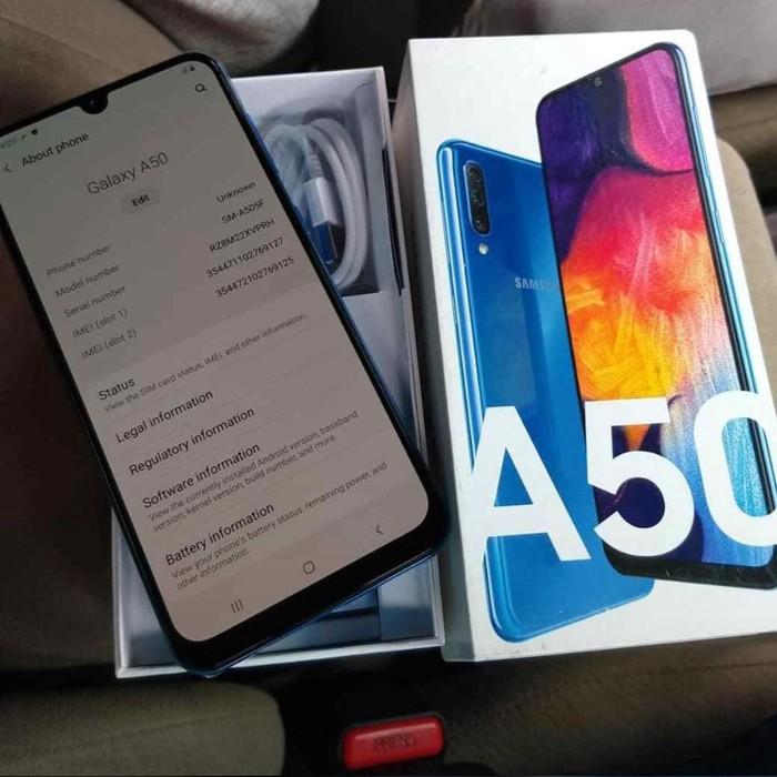 Samsung Galaxy A50 512GB . Photo 0
