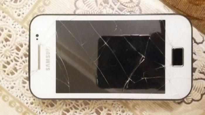 Sumqayıt şəhərində Tecili satilir Samsung gt-S5830i ekrani cartliyib bawqa her bir proble