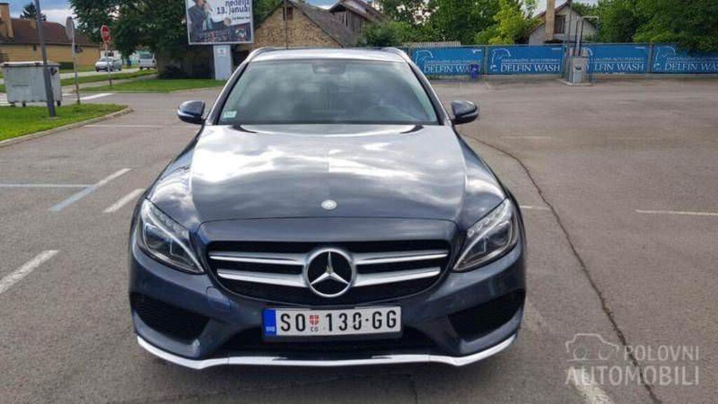 Mercedes-Benz C 230 2.2 l. 2015 | 185000 km