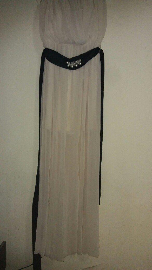 online βραδυνο φορεμα m αφορετο κοντο απο μεσα μαξι απο επανω. διαθετε σε Αθήνα