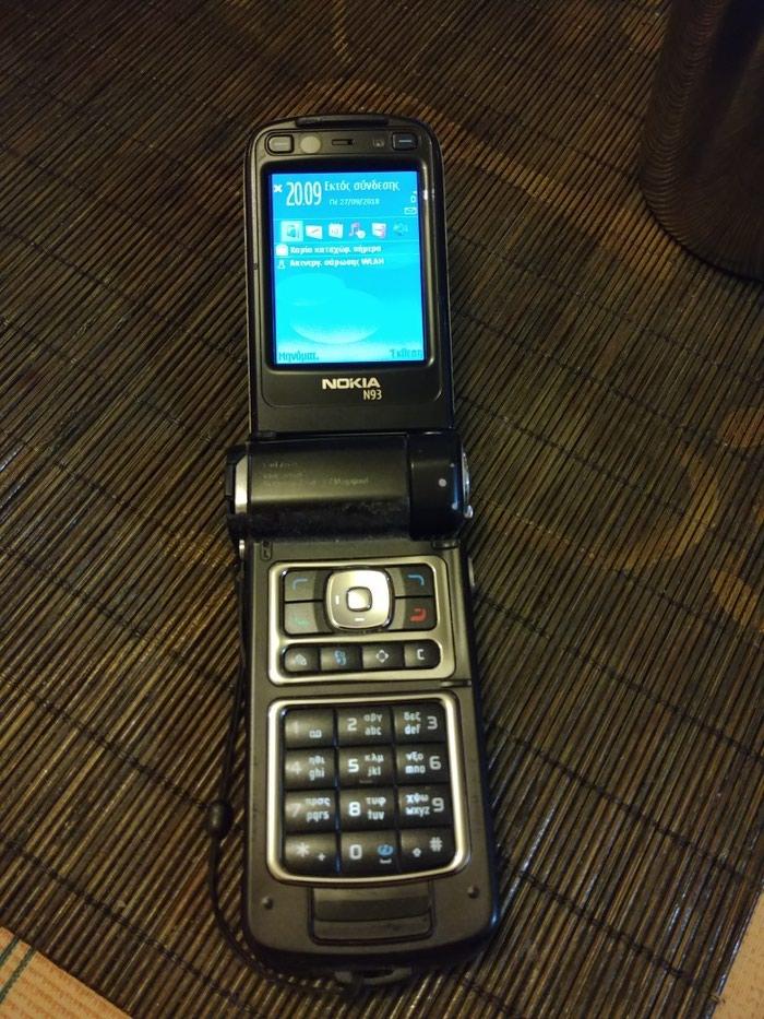 Nokia n93. Photo 1