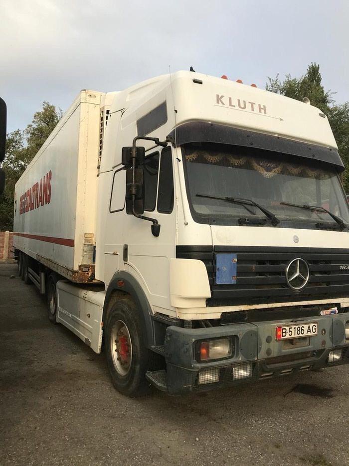 Mercedes benz , рефрежератор , возможен обмен в обеи стороны. . Photo 1