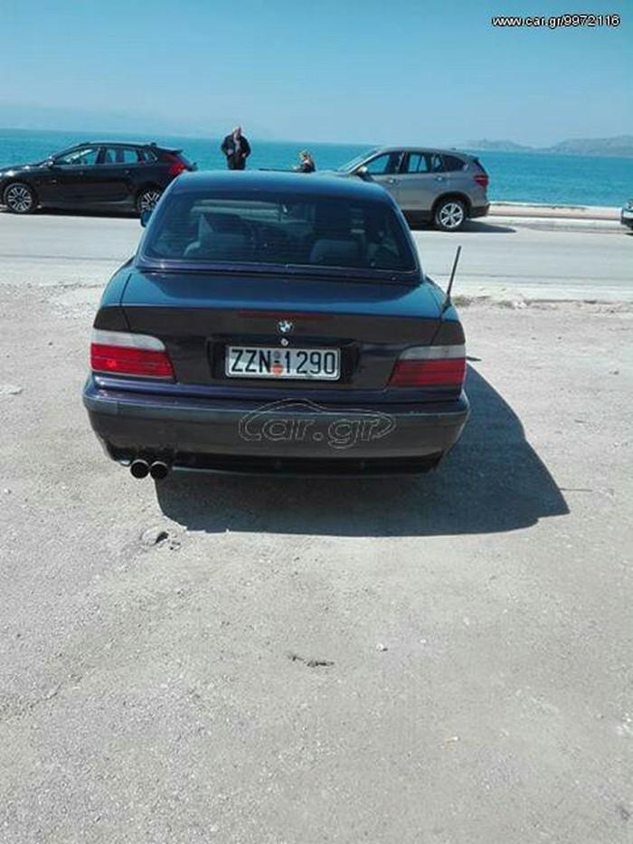 BMW 318 1.8 l. 2000 | 144000 km