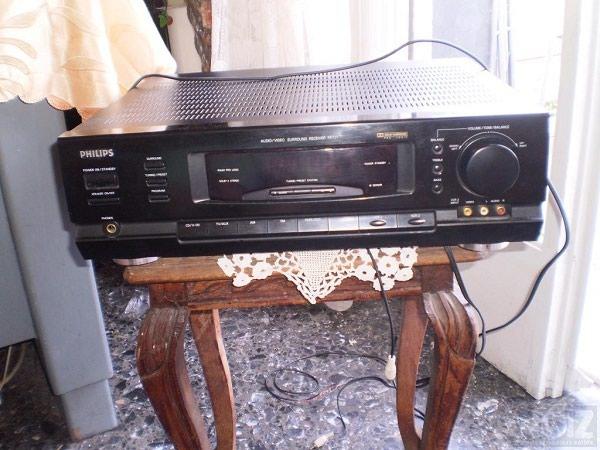 """Ενισχυτής Philips, Audio/Video Surround Receiver FR 731, """"Dolby Surround PRO LOGIC"""" , Model No"""