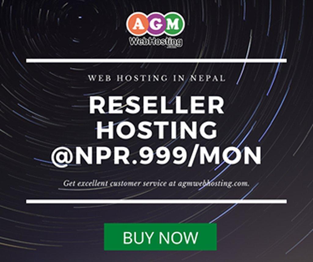 Best Linux Hosting Service Provider in Nepal-AGM Web Hosting: