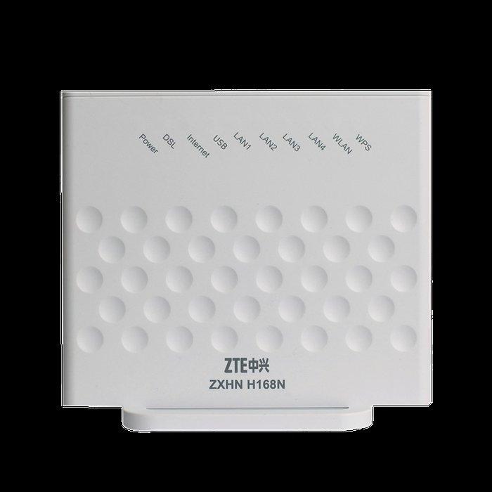 Zte zxhn h108n modem/router vdsl2