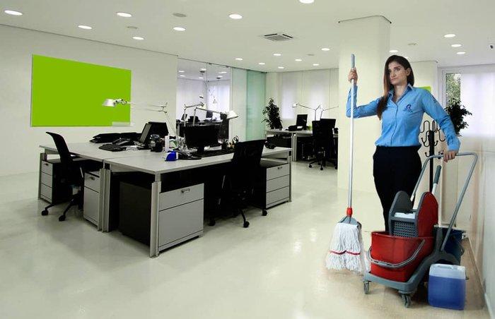 Требуется уборщицы в офисе в Бишкек