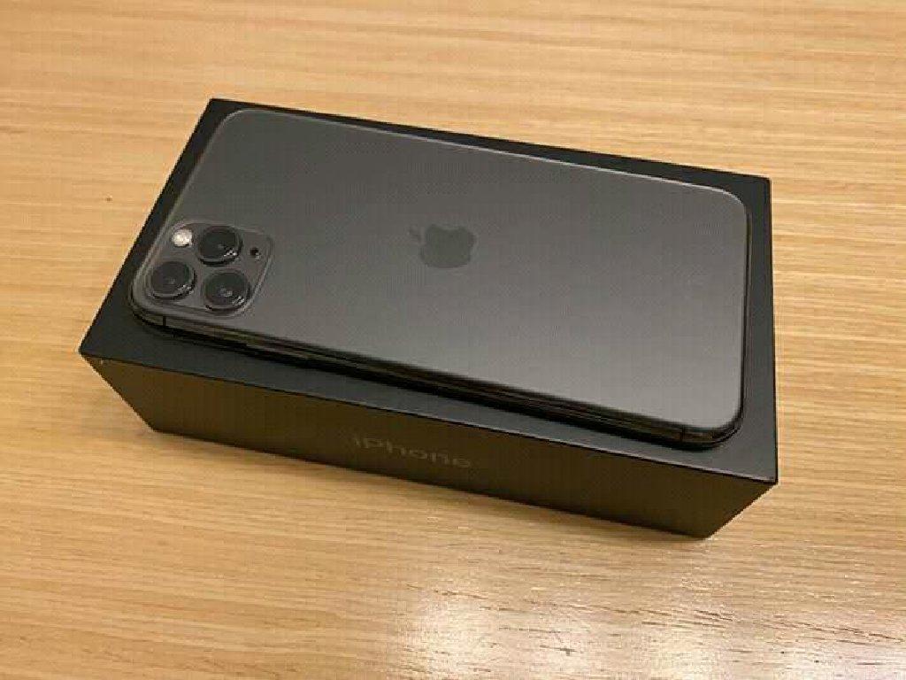 Iphone 11 pro max 64gb αποστέλλεται παντου αφου προηγηθεί κατάθεση εξόδων και εγγυησης η συναλλαγή χερι με χερι εντος Λάρισας