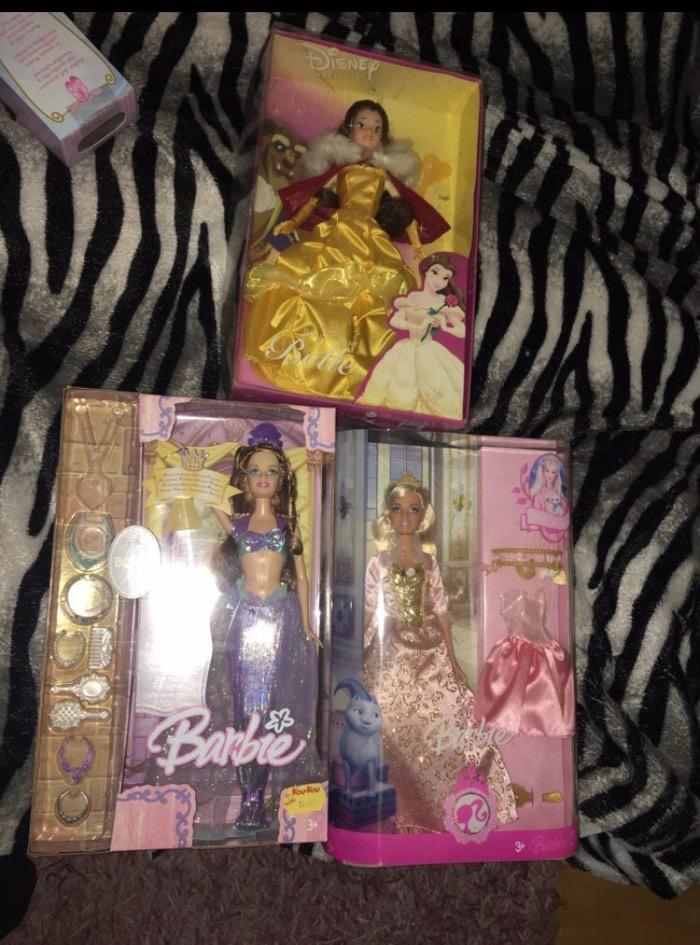 3 barbie kainouries. Photo 0