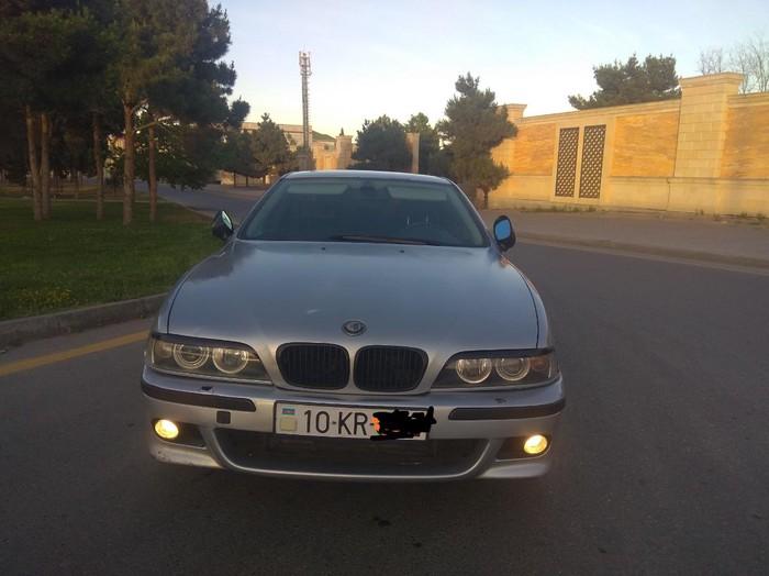 BMW 5 series 1998. Photo 0