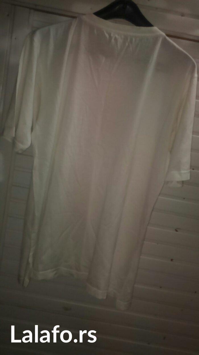 Rasprodaja  muška bela majica bez ostecenja, velicina xxl cena snižena - Cuprija