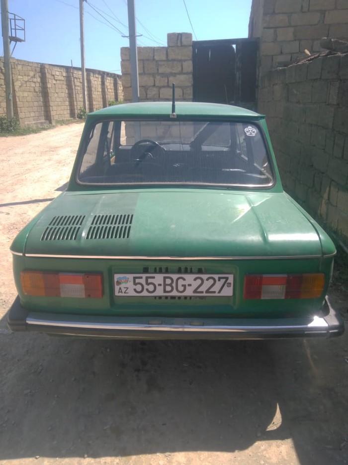 ZAZ 968 Zaporozhec 1990. Photo 2