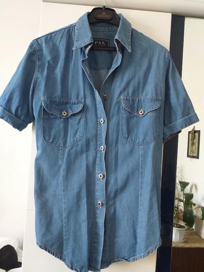Рубашка турция б/у. Photo 0