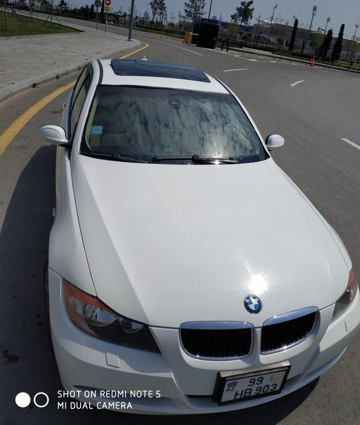 BMW 3 2006. Photo 7